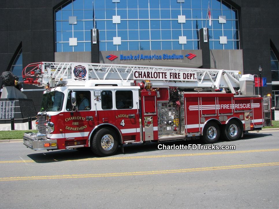 Seagrave Fire Apparatus >> Fire Station 4 | Charlotte F.D. Trucks