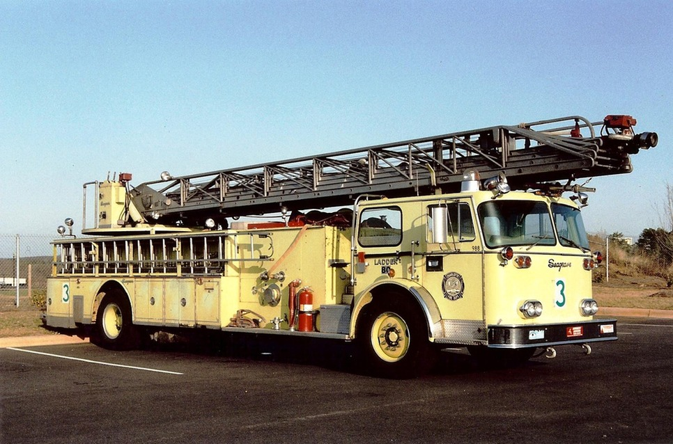 Ladder 3 yellow